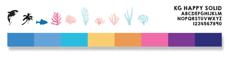 Vector Elements and Visual Style